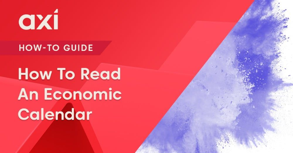 How to read economic calendar article banner